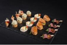 "ASSORTIMENT BOUCHEES APERITIVES ""CONVIVIAL"" (x20)"